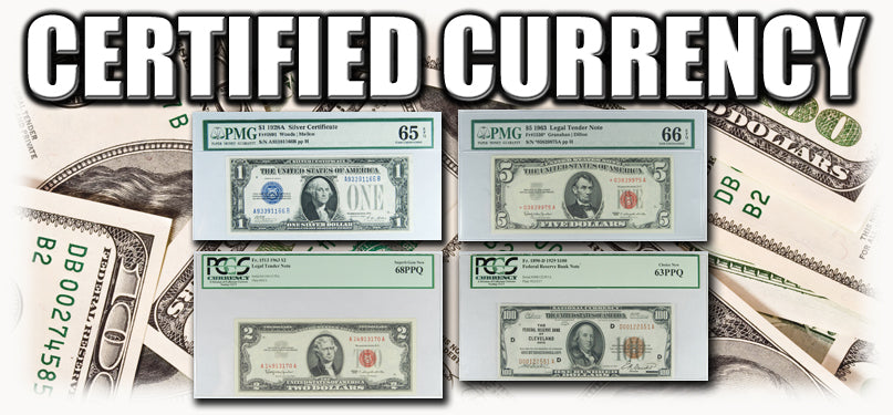 Certified Currency