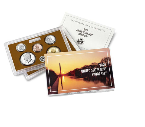 2020-S 10-coin Proof Set
