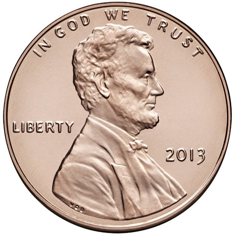 2013 Lincoln Shield Cent