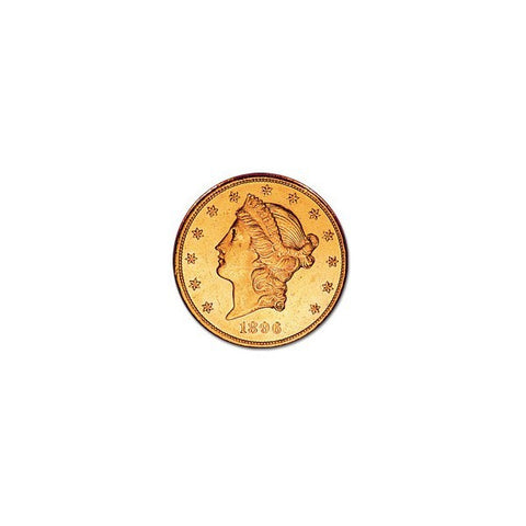All 4 Liberty Gold Coins in board