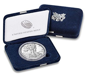 2016-W Proof Silver Eagle