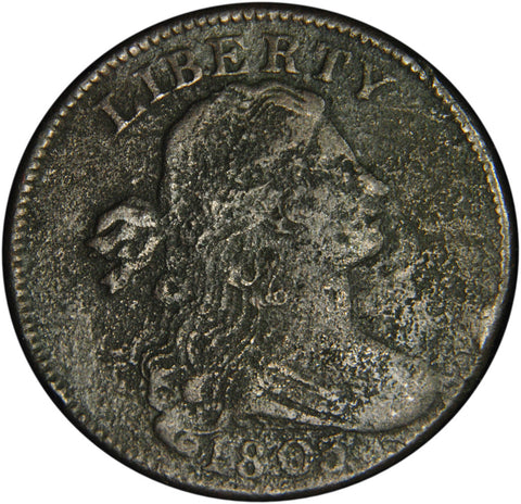 1803 Small Date Small Fraction Draped Bust Large Cent