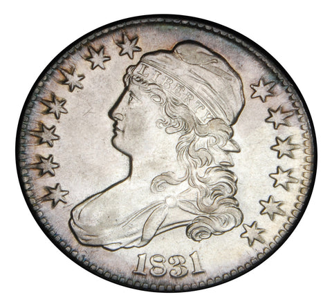 1831 Bust Half <br>Select Brilliant Uncirculated