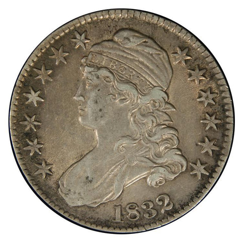 1832 Bust Half <br>Choice About Uncirculated