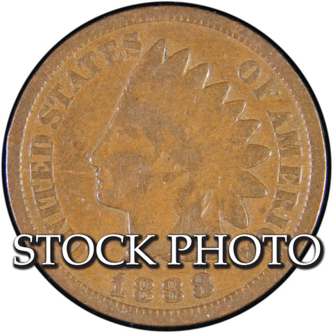1888 Indian Cent <br>Good