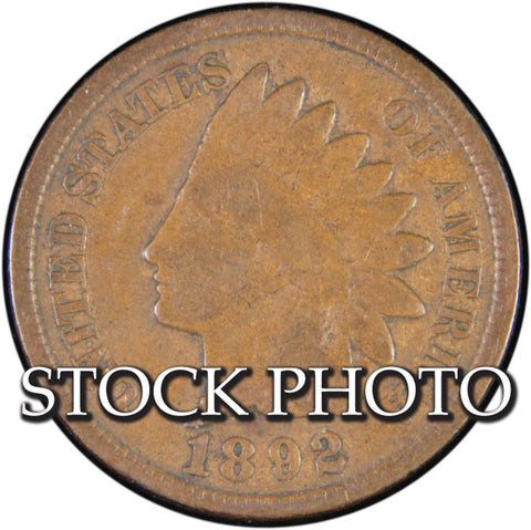 1892 Indian Cent <br>Good