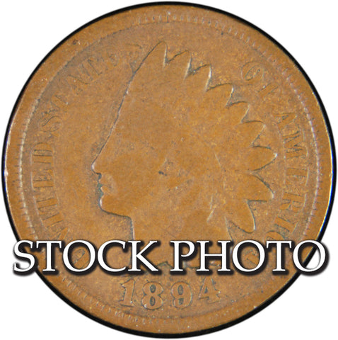1894 Indian Cent