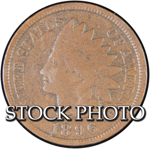 1896 Indian Cent . . . . Good