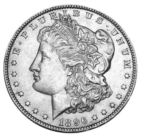 1896 Morgan Dollar