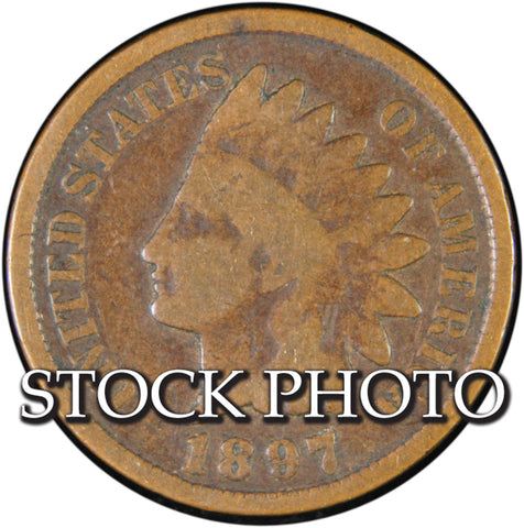 1897 Indian Cent <br>Good