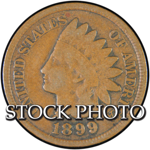 1899 Indian Cent