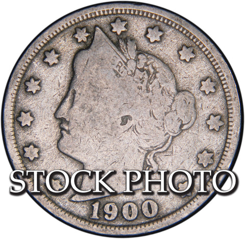 1900 Liberty Nickel