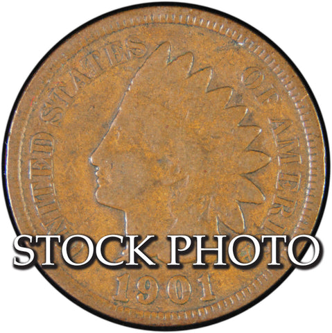 1901 Indian Cent <br>Good