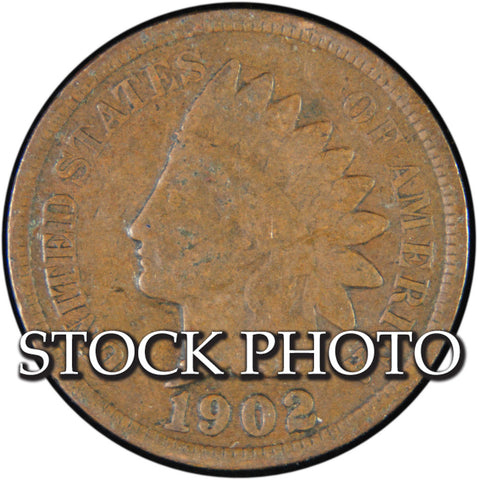 1902 Indian Cent . . . . Good