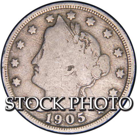 1905 Liberty Nickel . . . . Good