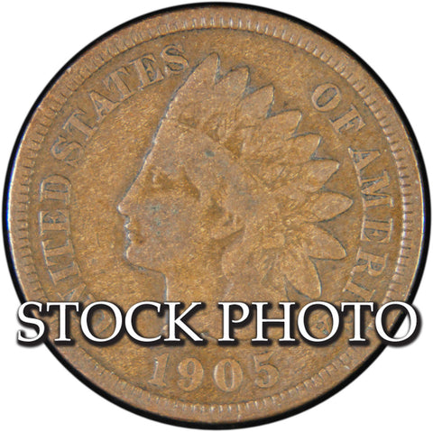 1905 Indian Cent <br>Good