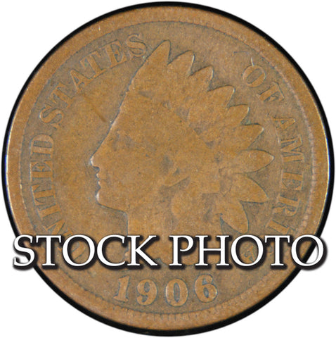 1906 Indian Cent <br>Good
