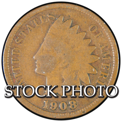 1908 Indian Cent . . . . <br>Good