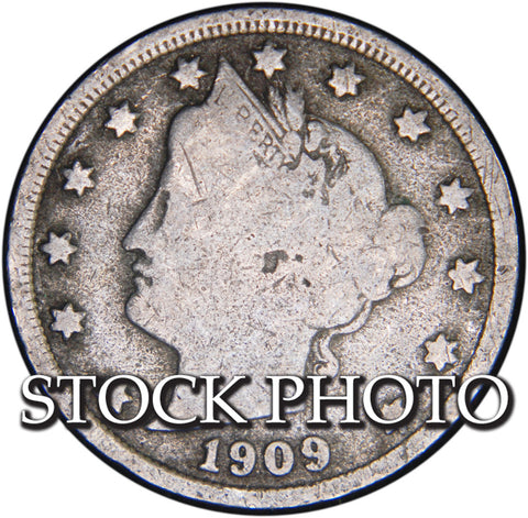 1909 Liberty Nickel