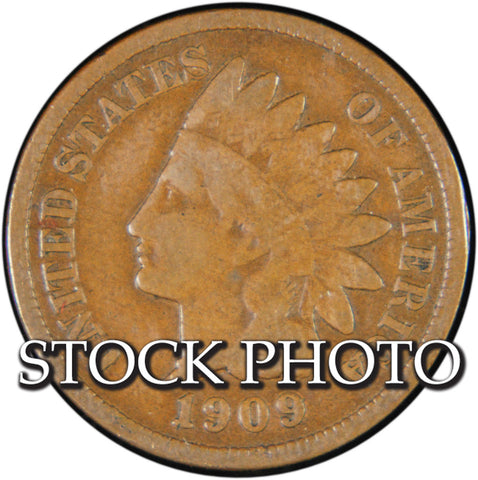 1909 Indian Cent <br>Good