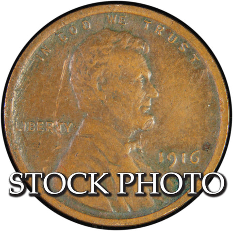 1916 Lincoln Cent <br>Good