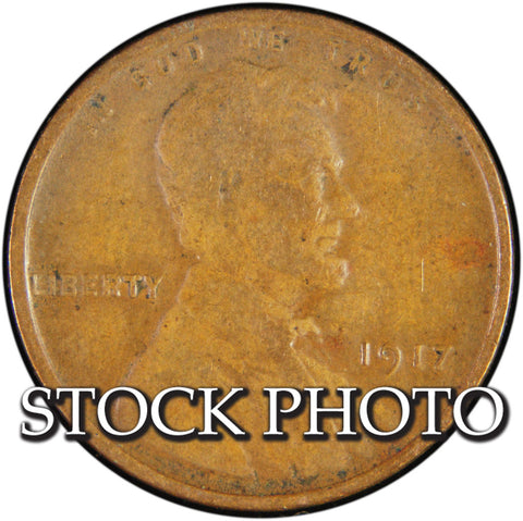 1917 Lincoln Cent <br>Good
