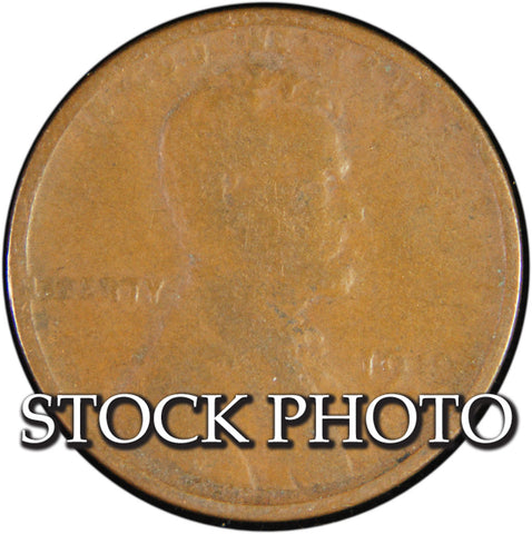 1919-D Lincoln Cent <br>Good