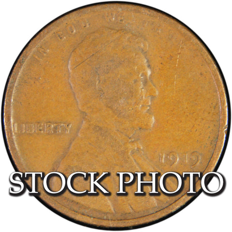 1919 Lincoln Cent <br>Good