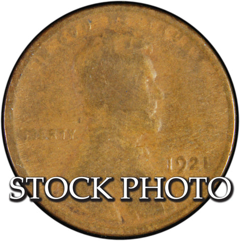 1921 Lincoln Cent <br>Good