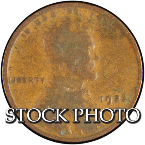 1923 Lincoln Cent <br>Good