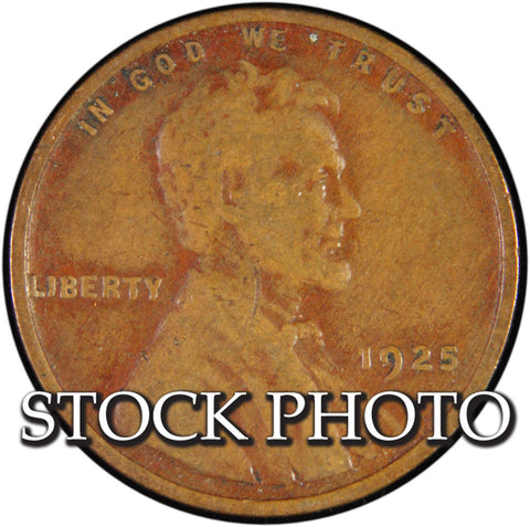 1925 Lincoln Cent <br>Good