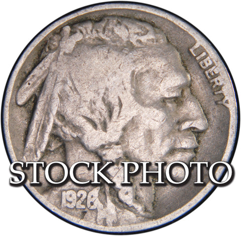 1926 Buffalo Nickel <br>Good