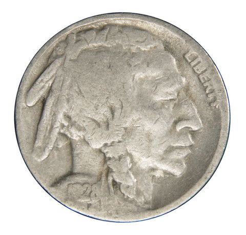 1928 Buffalo Nickel <br>Good