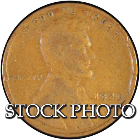 1929 Lincoln Cent <br>Good