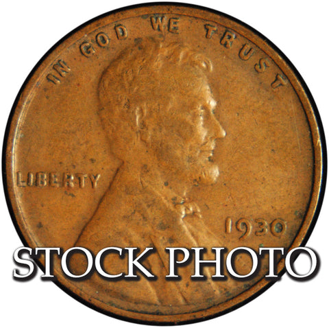 1930 Lincoln Cent <br>Good