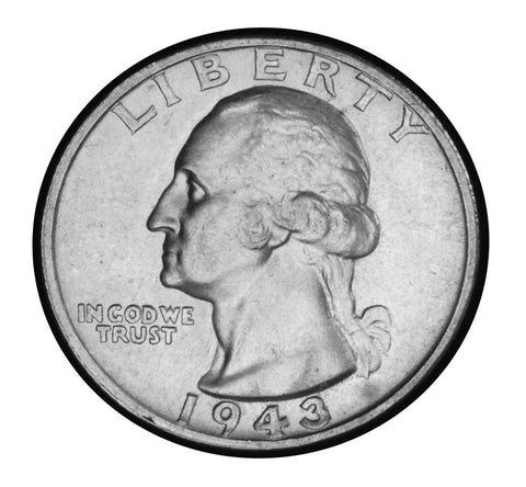 1943-S Washington Quarter