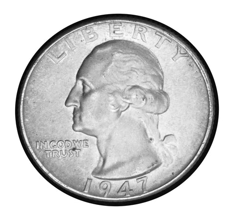 1947 Washington Quarter