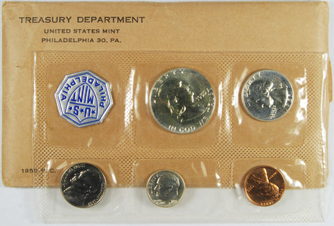 1955 Proof Set