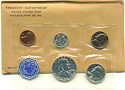 1958 Proof Set