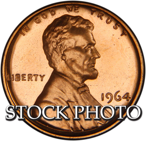 1964 Lincoln Cent