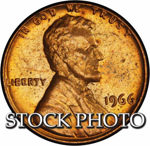 1966 Lincoln Cent