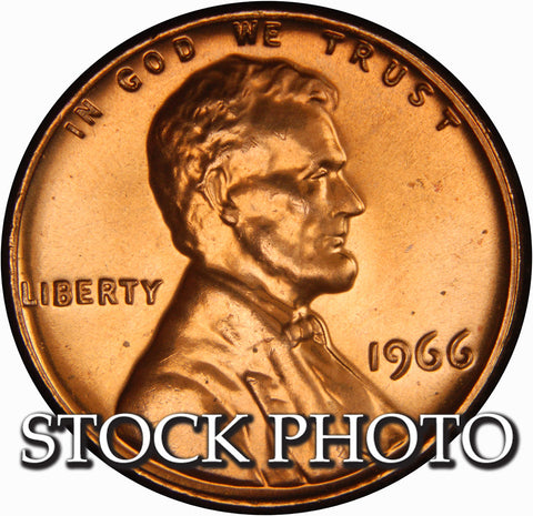 1966 SMS Lincoln Cent