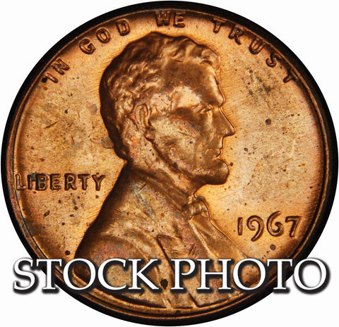 1967 Lincoln Cent
