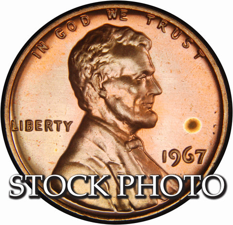 1967 SMS Lincoln Cent