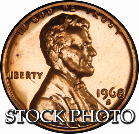 1968-S Lincoln Cent