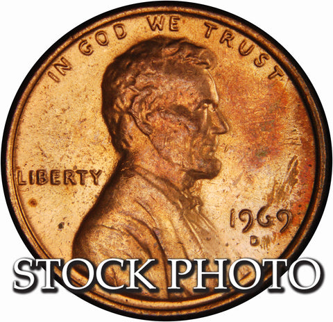 1969-D Lincoln Cent