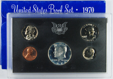 1970-S Small date Proof Set