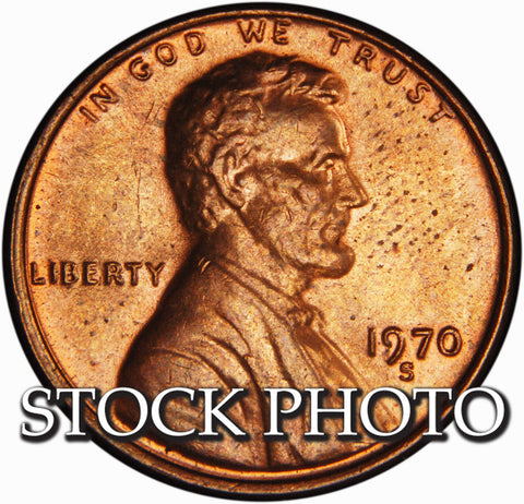 1970-S Lincoln Cent