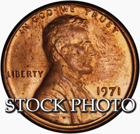 1971 Lincoln Cent
