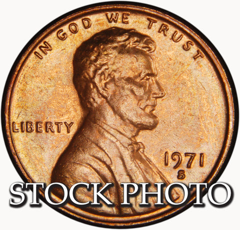 1971-S Lincoln Cent